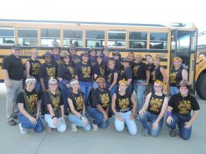 Rodeo Parade Crew