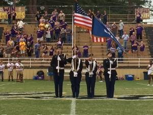 Color Guard (South Beau Game)