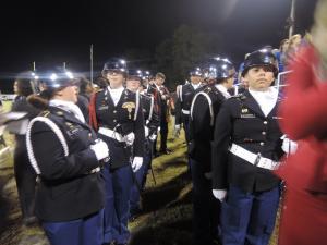 Homecoming Honor Guard