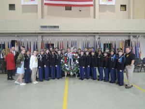 Vietnam Veterans Ceremony - Fort Polk