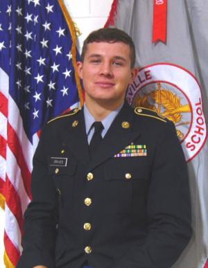 Battalion Operations Sergeant Major c/1SG Baker Graves