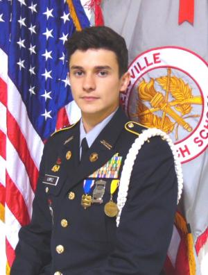 Battalion Commander c/LTC Kalel Lopez