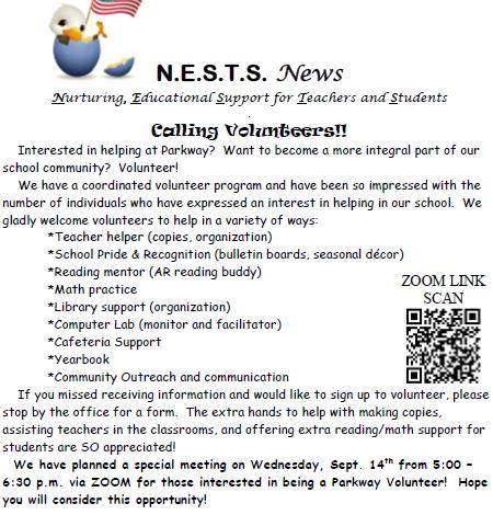 nests news