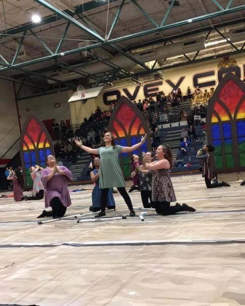 2018 winter guard