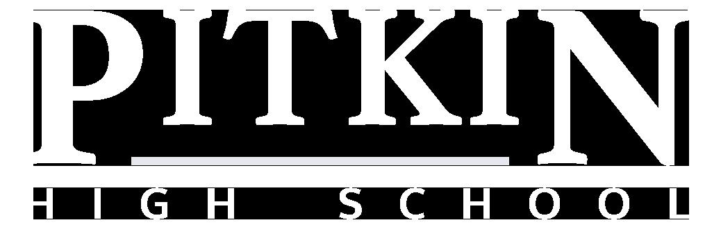 Pitkin High School Logo