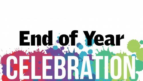 end of year celebration