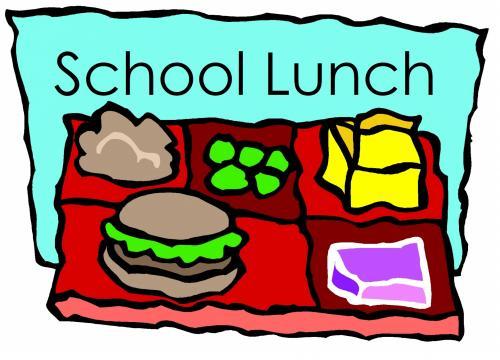 October Lunch and Breakfast Menus
