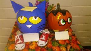 Storybook Pumpkins for Halloween
