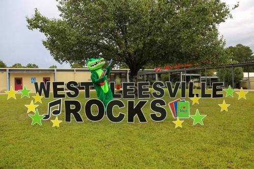 West Leesville Rocks!