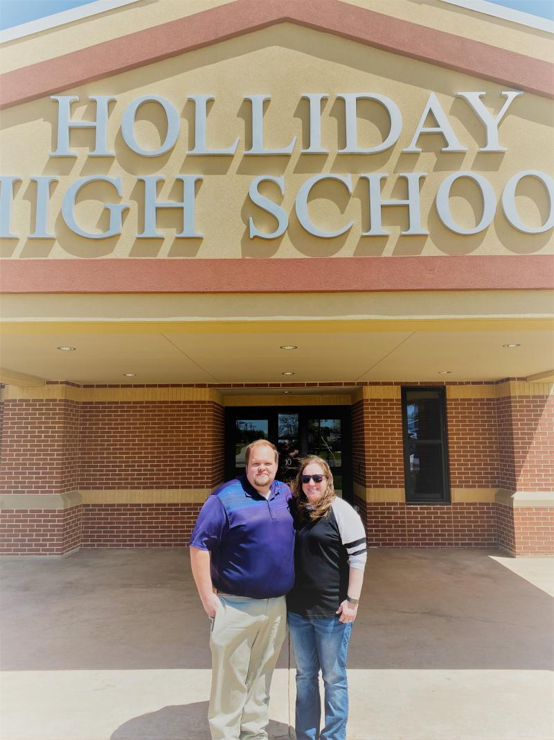 Holliday ISD Welcomes New Head Band Director