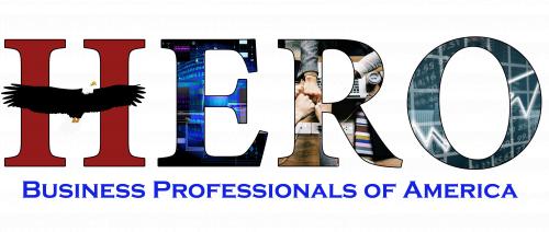 HERO Business Professionals of America logo