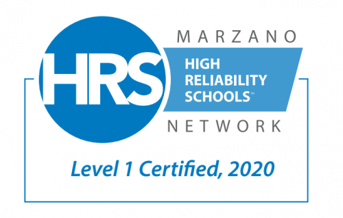 Holliday Elementary School achieves Level 1 certification in Marzano High Reliability Schools