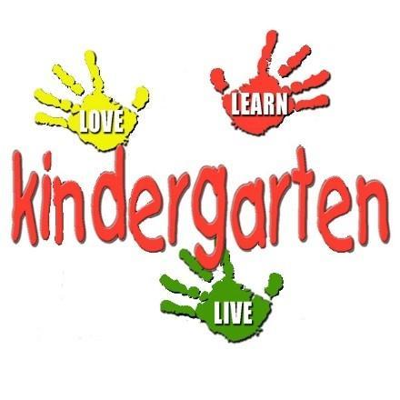 kindergarten hands
