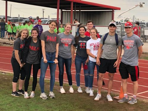 HS PALS Field Day 2019