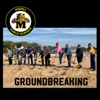 Event Center Ground Breaking
