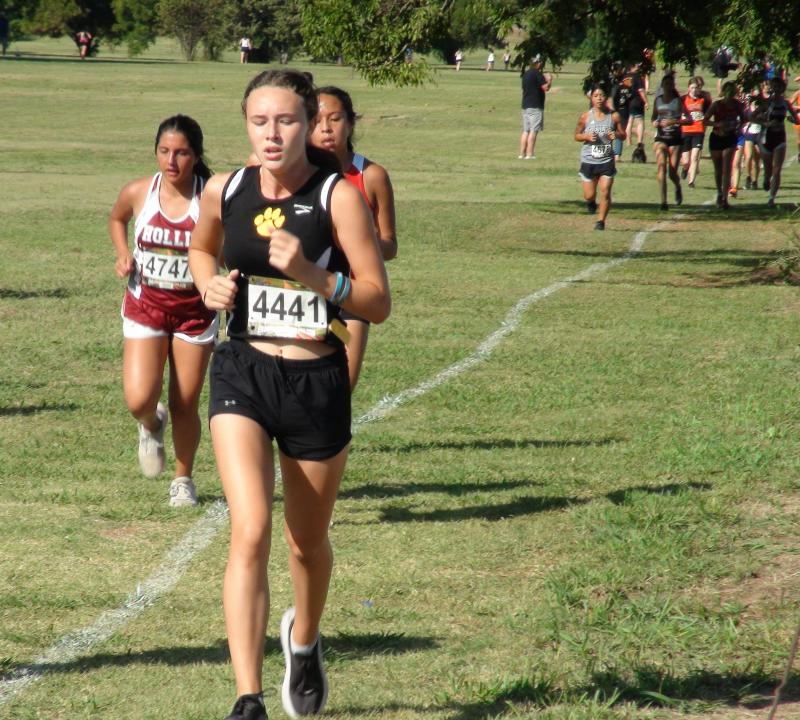 Strong Finishes Mark Madill's Day in Waurika Meet Saturday; Watch Video, View Results