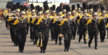 Band Bound for State with Wednesday's Superior Ratings at District Contest