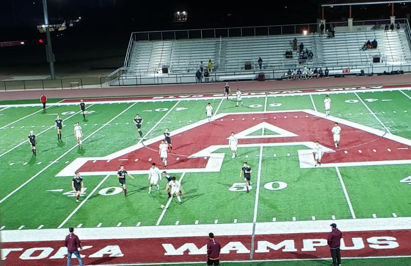 Soccer Teams Shut Down Wampuscats Tuesday; Baseball Drops Contest to Cougs; Watch All on Demand