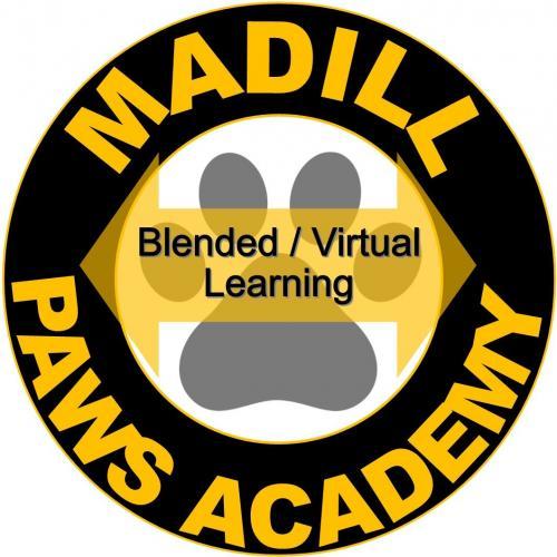 Paws Academy logo