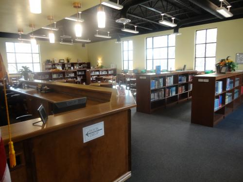 Mission Statement.  The mission of MHS Library Media Center is to promote life-long learning and ensure that students are effective users of ideas and information.