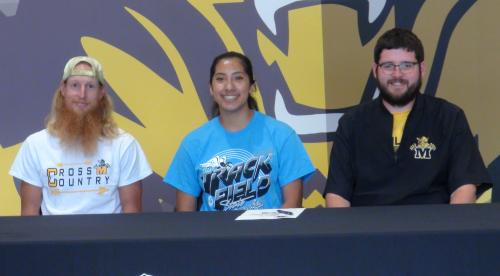 Mendez Inks with Savage Storm Track & Field; Watch Video Interview