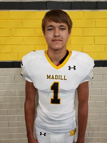 Gammill Nominated for Vype Football Poll; Vote Through June 25