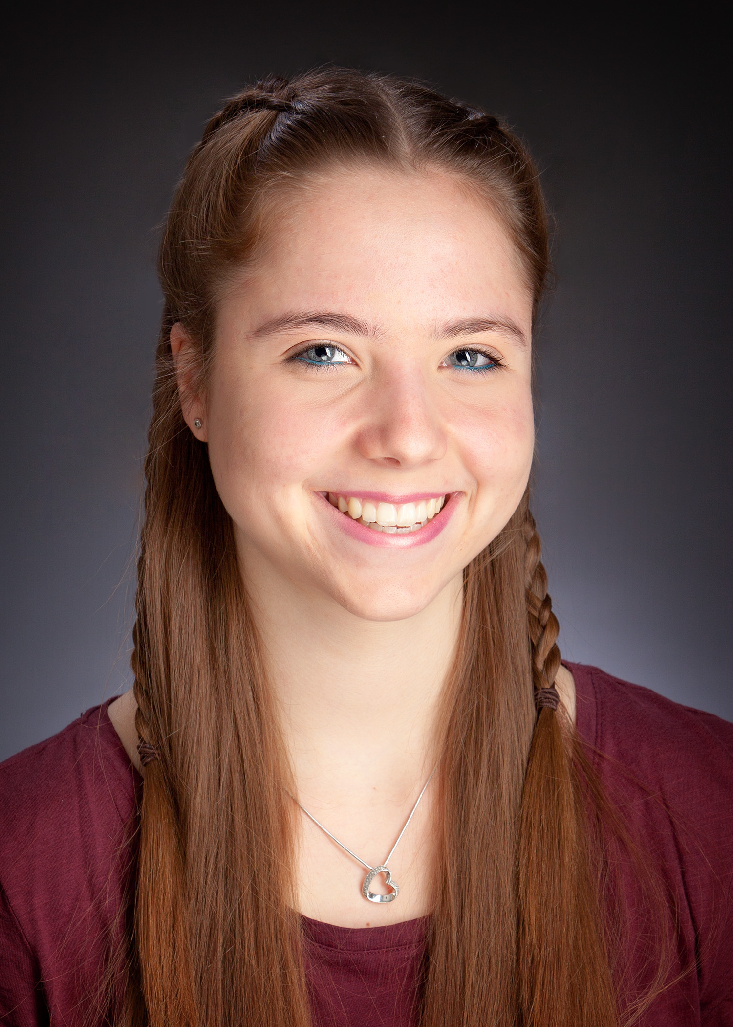 Julia Zeitler: I am an exchange student from Germany at FJSHS and go in the 11th grade. I am involved in Track, Softball, Cross Country, FCCLA, Yearbook, Leo Lions and StuCo. I really enjoy the time here and Kansas has become a second home for me.