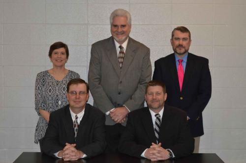 School Board Members Photo
