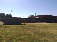 Landscape View facing Owensville High School