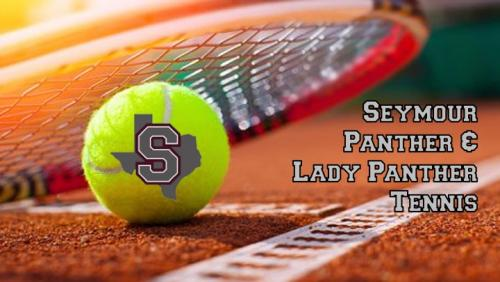 Seymour panther & lady panther tennis