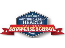 Aikin and Justiss selected for the Capturing Kids' Hearts National Showcase Schools Award