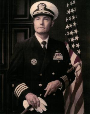 Captain J. K. (Jack) Ashmore