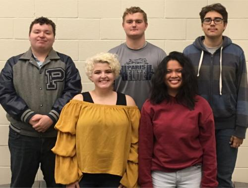 PHS Choir students selected for All-Region Choir