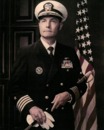 "Captain J.K. ""Jack"" Ashmore PHS Class of 1947"