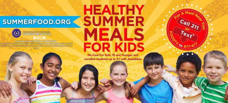 2020 Summer Feeding Information