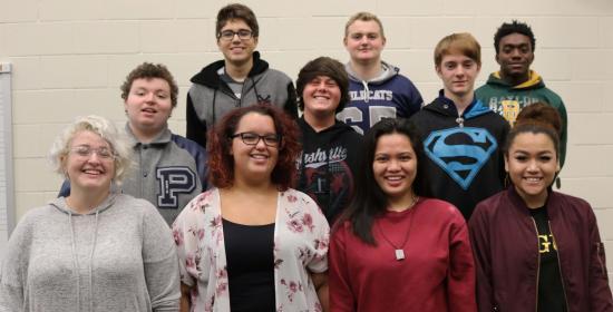 PHS Choir Students Earn All-Region Chairs