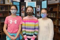 Crockett Intermediate School Science Fair Winners