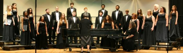PHS Choir competes in UIL Concert and  Sight Reading Contest