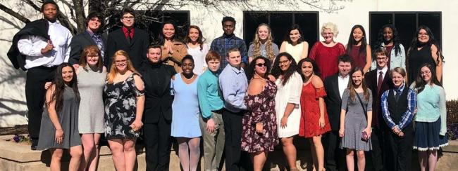 Sweet Success for PHS Choir Students