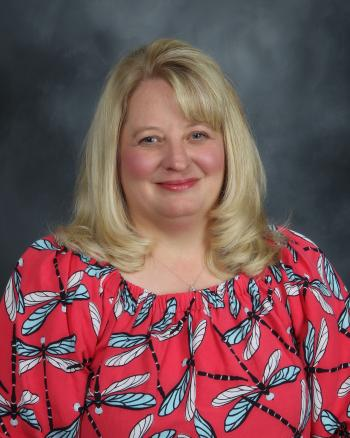 Amy Hooten - Region 8 Elementary Teacher of the Year
