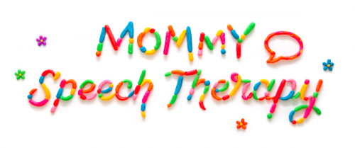 Mommy Speech Therapy logo