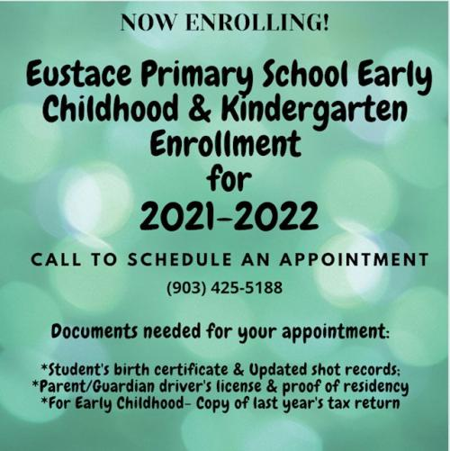 Early Childhood/Kindergarten Enrollment