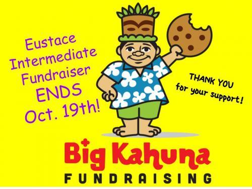 Fundraiser Ends October 19th