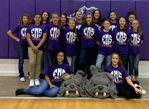 2019-2019 Cheer Team
