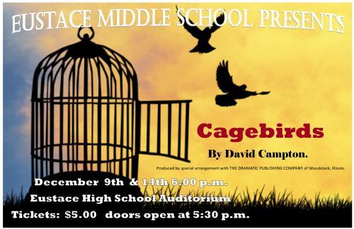 Cagebirds Poster