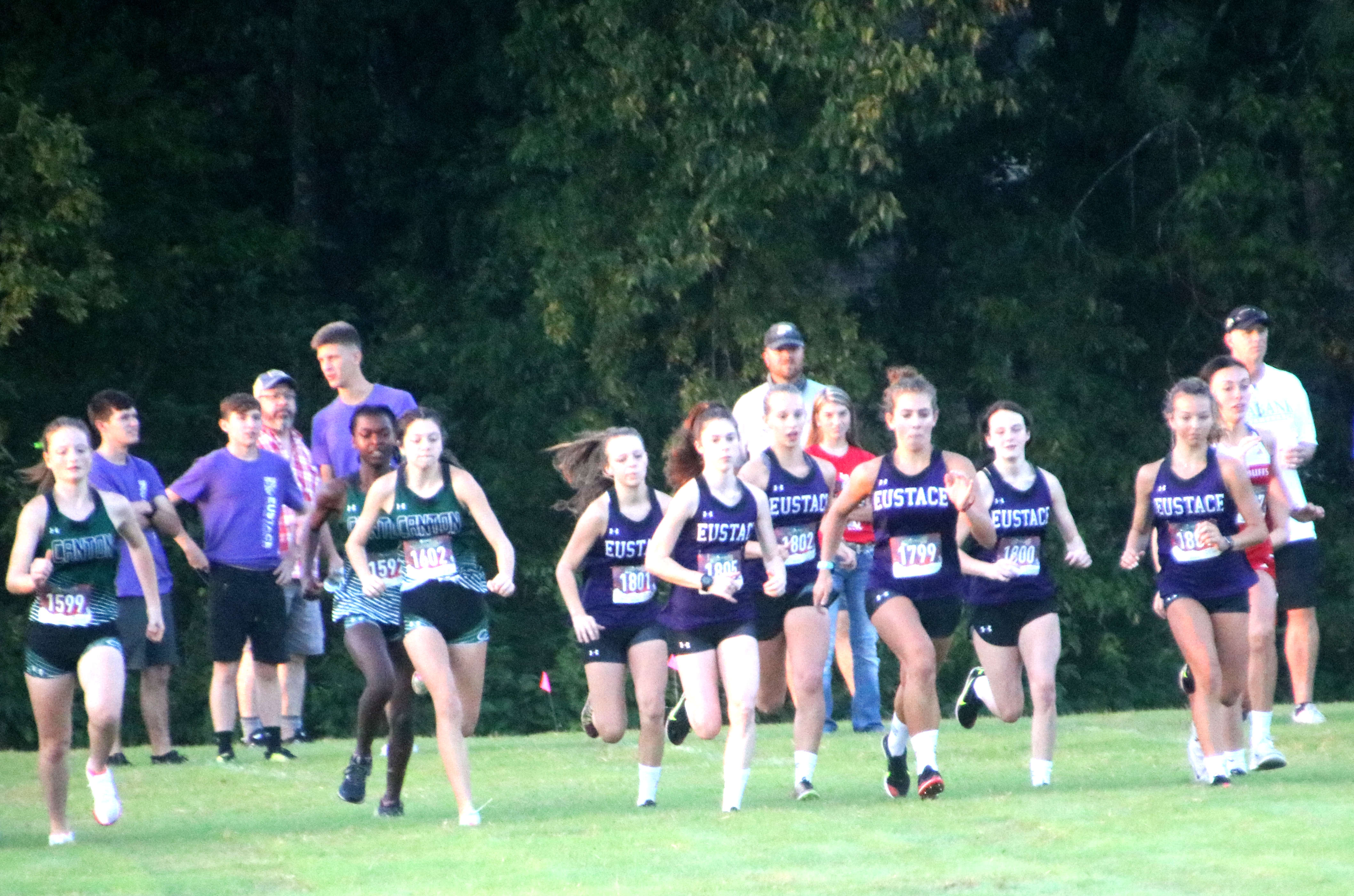 Cross country competes on 8/28.