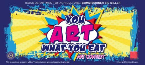 You ART What You Eat