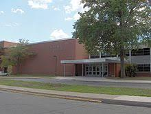 An Image showing Plainville Junior & Senior High School