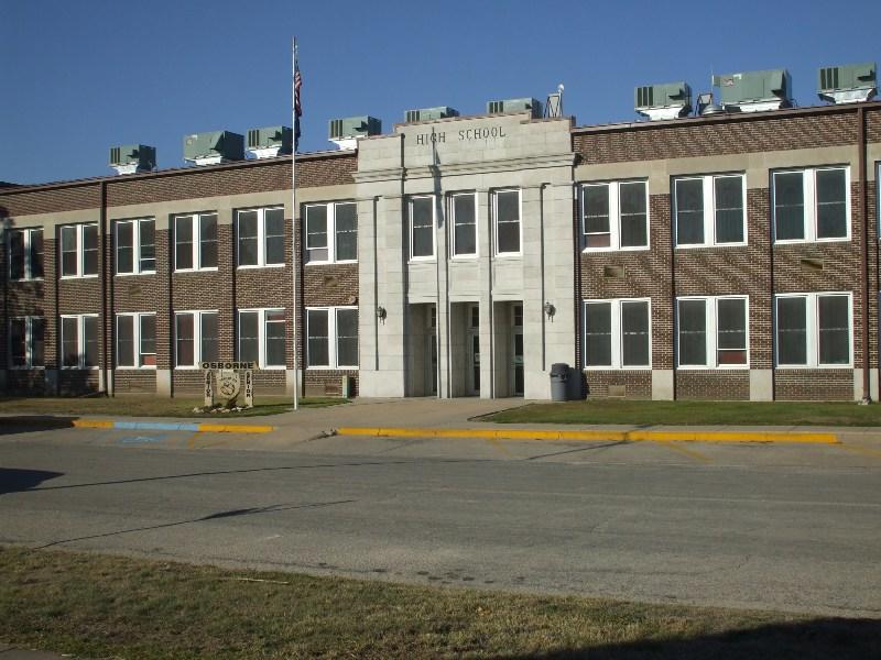 An Image showing Osborne Junior & Senior High