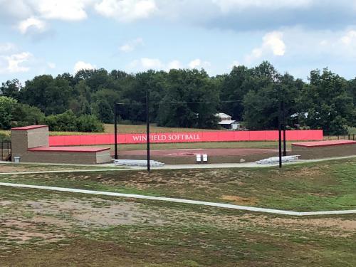 New Softball Field